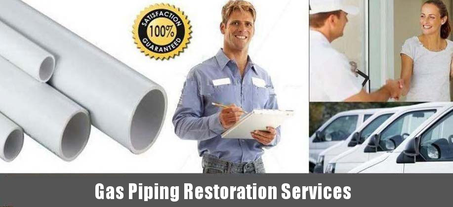 Blue Works, Inc. Gas Piping Repairs